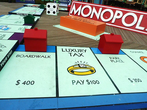 monopoly game Premier League and La Liga US TV Rights Up For Bidding In 2012