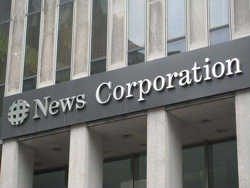 news corp News Corp. Considers Launching U.S. Sports Network to Rival ESPN, Says Report