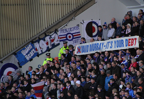 rangers debt Could Your Premier League Club Be the Next Rangers or Portsmouth?