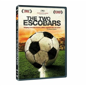 two escobars The 7 Greatest Soccer Movies Of All Time