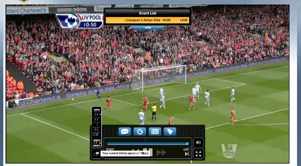 FOX Soccer 2Go BitRate FOX Soccer 2Go: The Definitive Guide to FOX Soccers Web and Mobile Apps