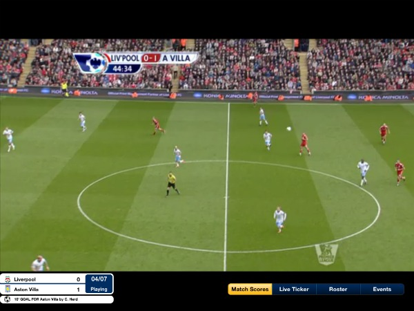 FOX Soccer 2Go iPad App Live Game FOX Soccer 2Go: The Definitive Guide to FOX Soccers Web and Mobile Apps