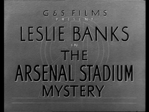 The Arsenal Stadium Mystery The Ultimate Guide to Soccer Movies