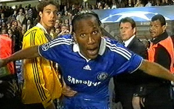 didier drogba eyes 1398097i 600x375 Chelsea vs Barcelona, UEFA Champions League Semi Final: Open Thread