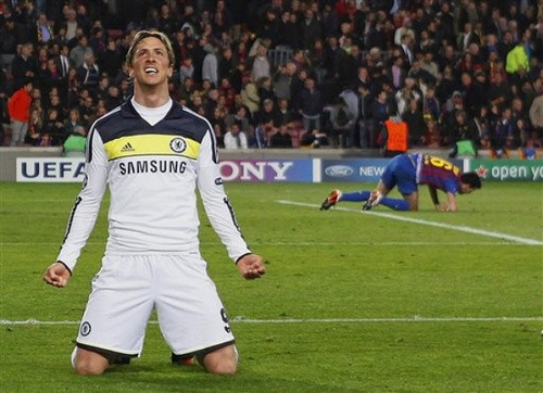 fernando torres1 Is Chelseas Triumph Against Barcelona A Victory for English Football Or A Sign Of Its Decline?