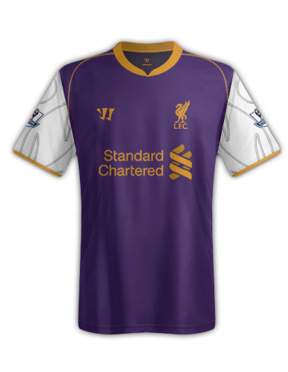 new product f5cfd ad287 Are these Liverpool's Home, Away and Third Shirts for the ...