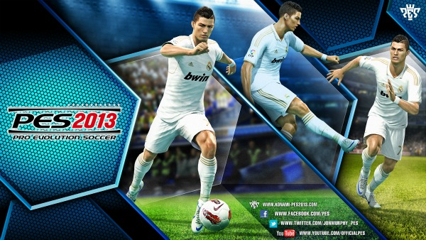 pes 2013 ronaldo PES 2013 Wish List: 6 Things That Are Missing to Beat the FIFA Series