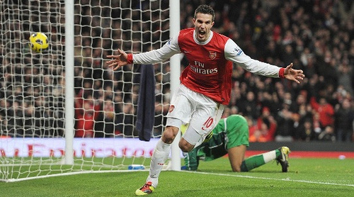 robin van persie Man United Set to Increase Bid for Robin van Persie to £20million: The Daily EPL