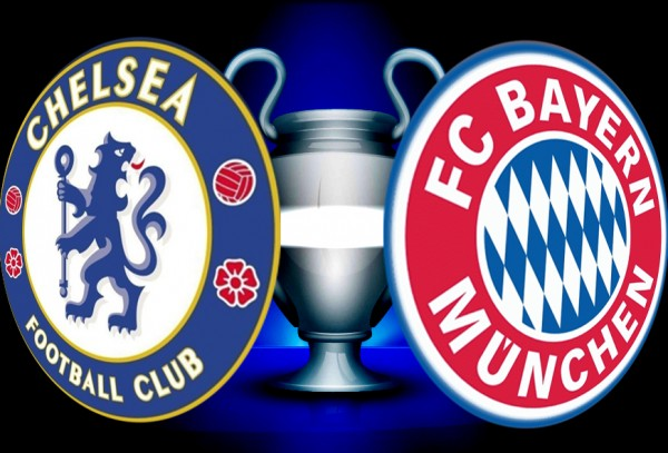 Chelsea v Bayern Munich Champions League Final  600x407 Will non Chelsea Fans Put Aside Partisanship and Choose an English Club over Bayern Munich?