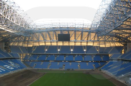 City Stadium Poznan Euro 2012 Host Cities and Stadia
