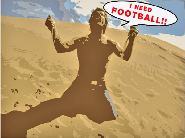 I need football  600x449 8 Must See Soccer Matches On TV To Keep You Entertained Until Euro 2012 Arrives