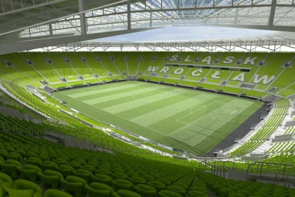 Municipal Stadium Wroclaw 600x401 Euro 2012 Host Cities and Stadia