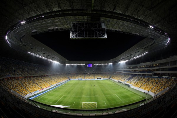 arena lviv ukraine 600x400 Euro 2012 Host Cities and Stadia