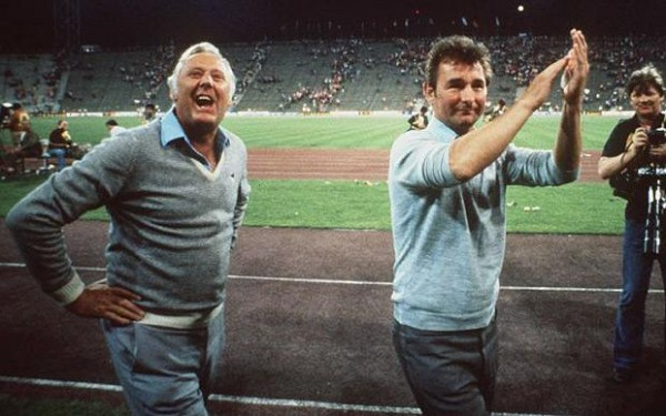 brian clough peter taylor 600x375 How to Implement Soccernomics Without Using Numbers