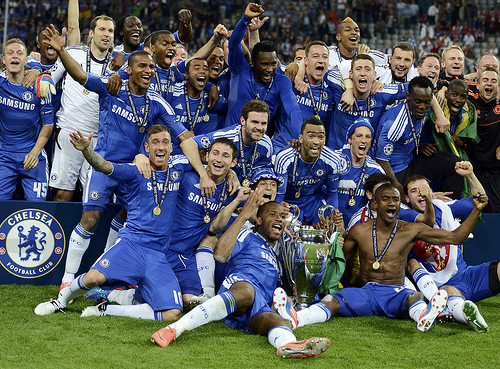 chelsea champions of europe Chelsea Overcome the Odds to Become Champions Of Europe