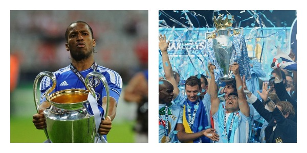 chelsea man city trophies Manchester City and Chelsea Trophies Werent Bought; They Earned Them