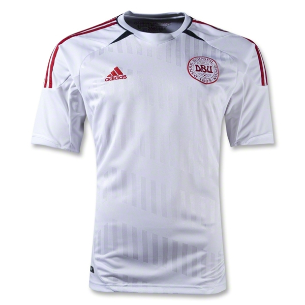 denmark away shirt euro 2012 Euro 2012 Shirts: Official Home and Away Jerseys For All 16 Teams
