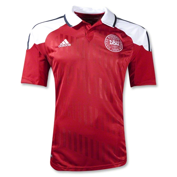 denmark home shirt euro 2012 Euro 2012 Shirts: Official Home and Away Jerseys For All 16 Teams