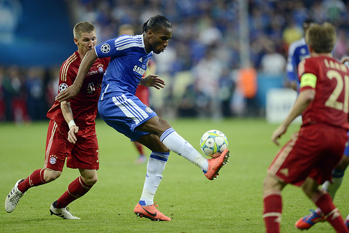 drogba1 Didier Drogba to Quit Chelsea to Join Chinese Club, Says Report