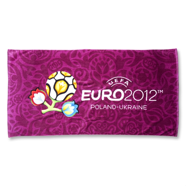 euro 2012 logo Euro 2012 Shirts: Official Home and Away Jerseys For All 16 Teams