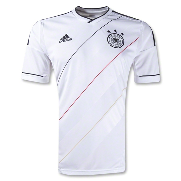 germany home shirt euro 2012 Euro 2012 Shirts: Official Home and Away Jerseys For All 16 Teams