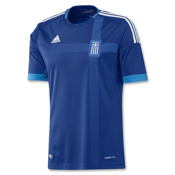 greece away shirt euro 2012 Euro 2012 Shirts: Official Home and Away Jerseys For All 16 Teams