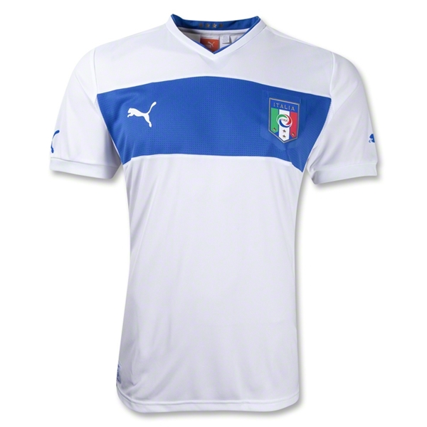 italy away shirt euro 2012 Euro 2012 Shirts: Official Home and Away Jerseys For All 16 Teams
