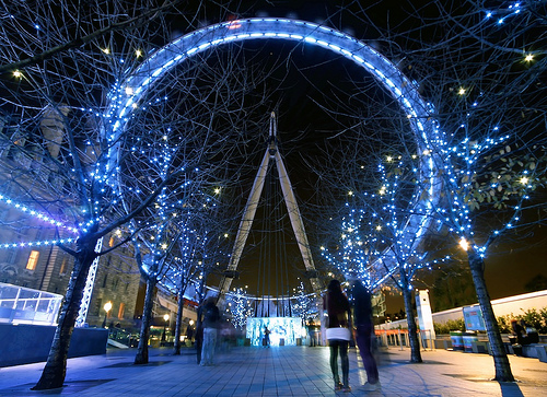 london eye Stadium Guide to West London Clubs: Chelsea, QPR and Fulham