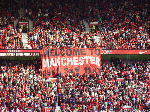 manchester united banner Assessing Manchester United's Transfer Dealings