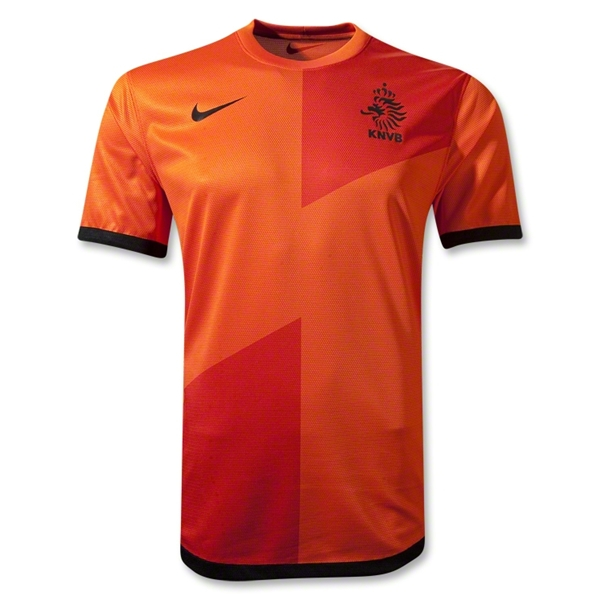 netherlands home shirt euro 2012 Euro 2012 Shirts: Official Home and Away Jerseys For All 16 Teams