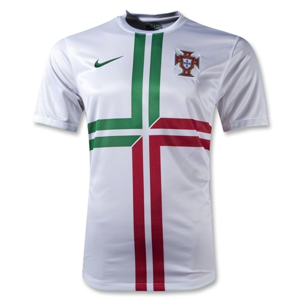 portugal away shirt euro 2012 Euro 2012 Shirts: Official Home and Away Jerseys For All 16 Teams
