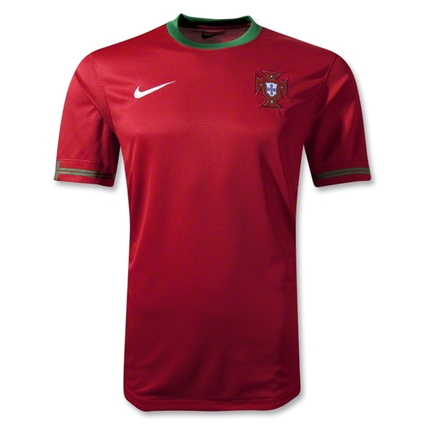 portugal home shirt euro 2012 Euro 2012 Shirts: Official Home and Away Jerseys For All 16 Teams