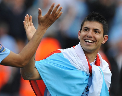 sergio aguero2 A Premier League Season Finale That We Will Never Forget