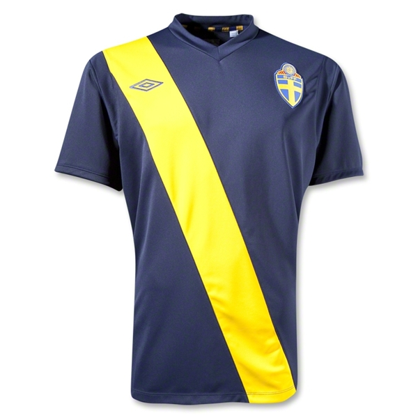 sweden away shirt euro 2012 Euro 2012 Shirts: Official Home and Away Jerseys For All 16 Teams