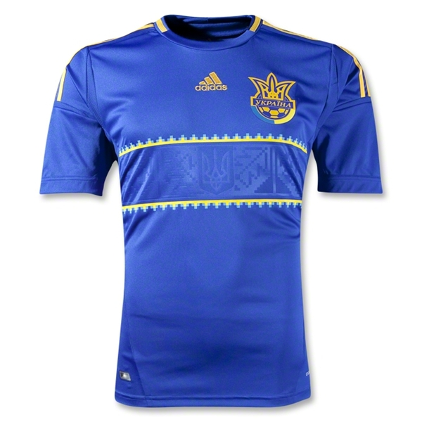 ukraine away shirt euro 2012 Euro 2012 Shirts: Official Home and Away Jerseys For All 16 Teams