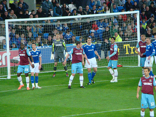 west ham cardiff West Ham United vs Cardiff City, Championship Playoff Semi Final: Open Thread