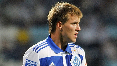 Andriy Yarmolenko 4 Young Players that May Set Euro 2012 Alight From Group D