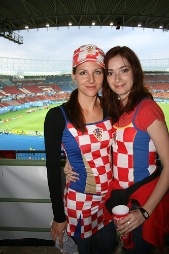 UEFA charges Croatia for racist chants by fans - NY Daily News |Croatia Soccer Fans