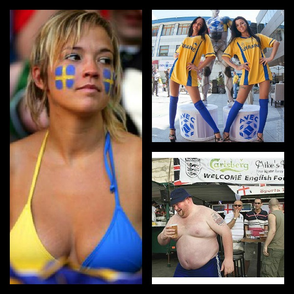 group d soccer fans England vs Ukraine, Euro 2012: Open Thread