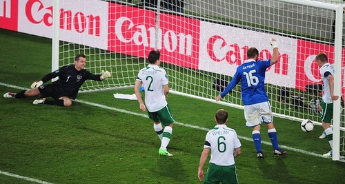 ireland euro 2012 Ireland Needs to Look On Its Own Doorstep To Improve Its International Soccer Aspirations