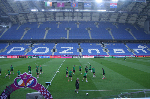 ireland poznan stadium Ireland vs Croatia, Euro 2012: Open Thread
