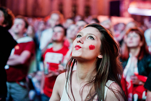poland fan Why Im Enjoying the Euros More than the World Cup