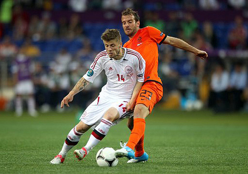 rafael van der vaart1 Euro 2012 News: Van der Vaart Says Germany Only Has 3 Good Players
