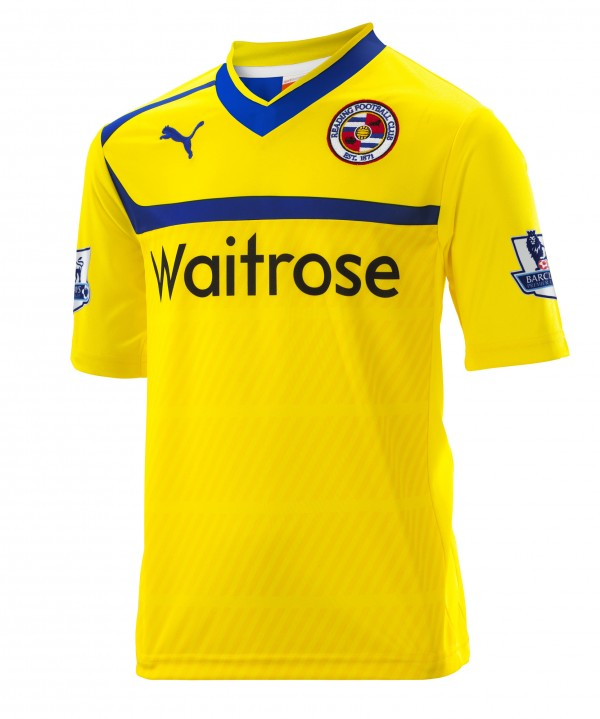 reading away shirt 600x719 Reading Home and Away Shirts For 2012 13 Season [PHOTO]