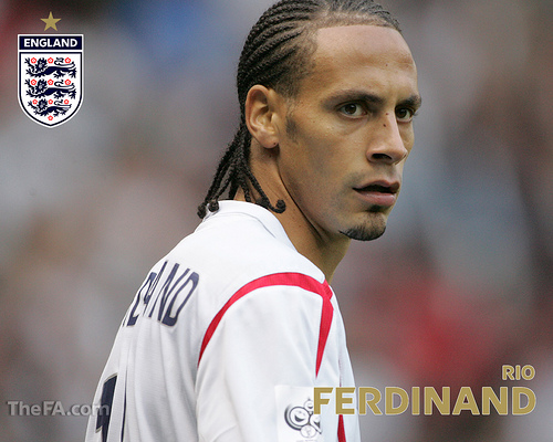 rio ferdinand england English Journalists Need to Get Behind Roy Hodgsons Decision to Exclude Rio Ferdinand