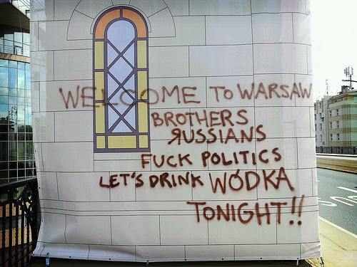 russia poland Russia vs Poland, Euro 2012: Open Thread