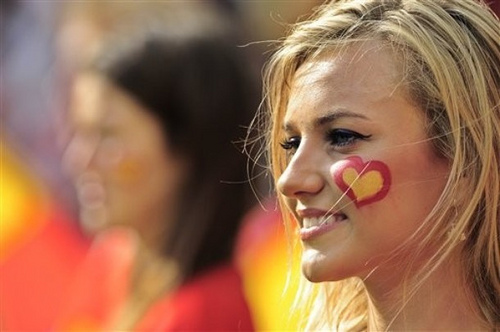 spain soccer fan Portugal vs Spain, Euro 2012 Semi Final: Open Thread