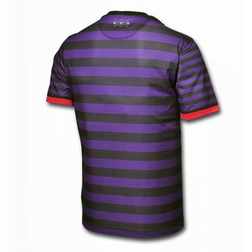 Arsenal Away Shirt for 2012 13 Season: Purple Reign [PHOTO]