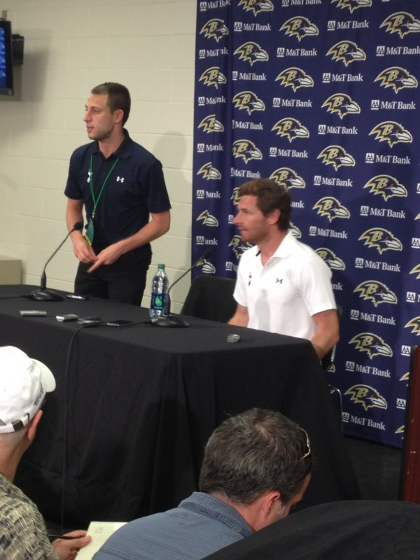 avb presser 600x800 Liverpool vs Tottenham Hotspur Friendly In Baltimore, In Pictures [PHOTO]
