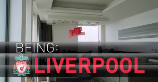 being liverpool 600x313 When Will Being Liverpool Debut On US TV? Everything You Need To Know About the LFC Documentary